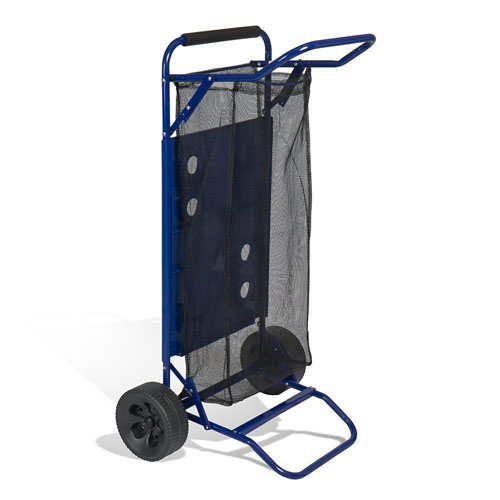 Beach Mall Cart with Folding Table