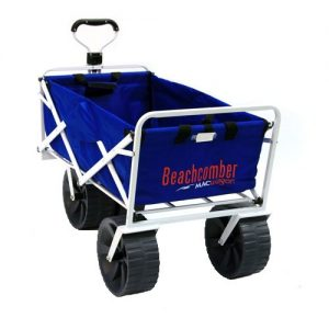 BeachComber Mac Sports Collapsible Beach Wagon