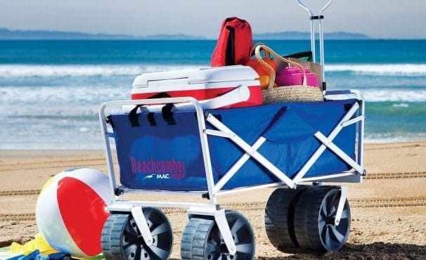 Best Beach Folding Wagons