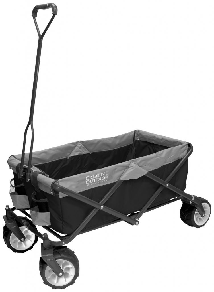 Creative Outdoor Distributor Folding Beach Wagon