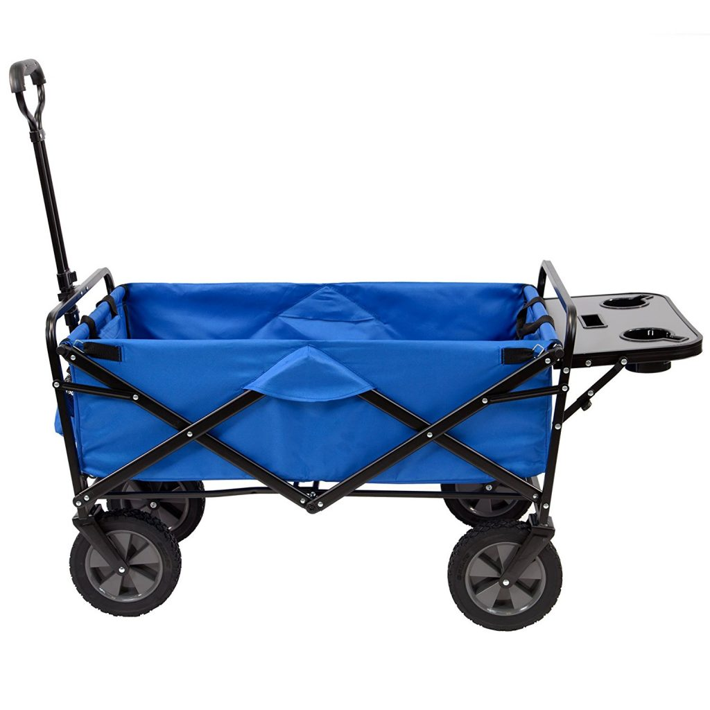 Mac Sports Collapsible Folding Outdoor Wagon 1