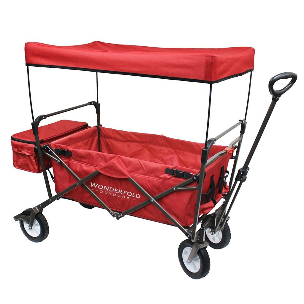 Wonderfold Outdoor Collapsible Beach Wagon