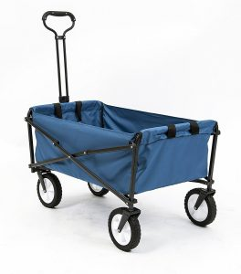 Seina Collapsible Folding Utility Cart