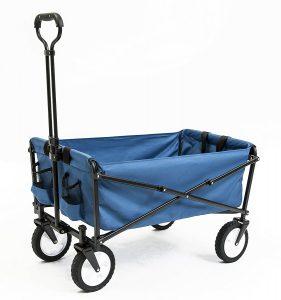 Seina Collapsible Folding Utility Wagon