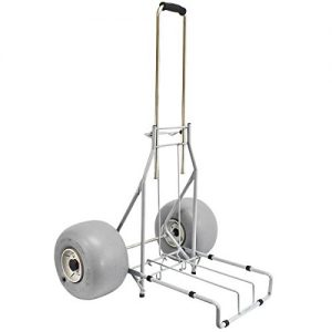 Wheeleez Folding Beach Cart