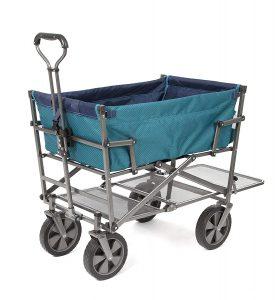 Mac Sports Double Decker Wagon