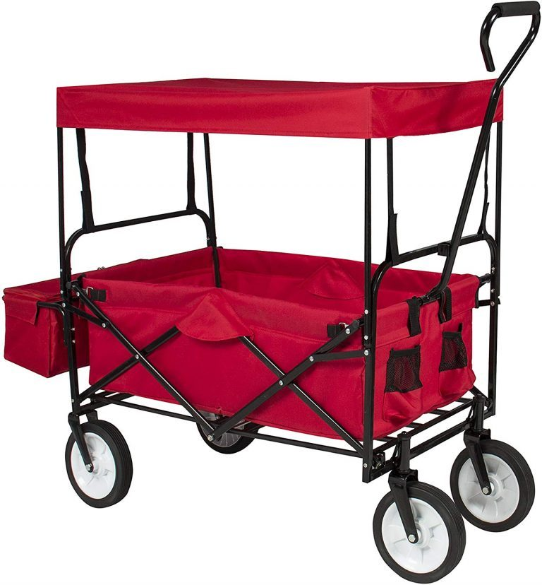Best Choice Products Folding Wagon
